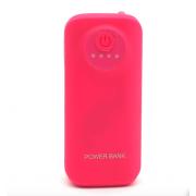 Внешний аккумулятор UNIVERSAL POWER BOX YS27 6800mAh (Розовый)