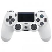 Беспроводной Bluetooth контроллер DualShock 4 для PlayStation 4 (Белый)