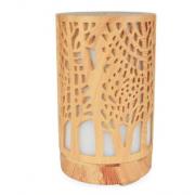 Ультразвуковой увлажнитель воздуха с диффузором эфирного масла (Светлое дерево)