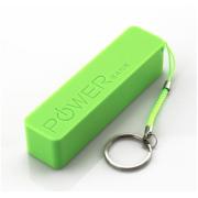 Портативный аккумулятор Power Bank A5 2600 mAh (Зеленый)