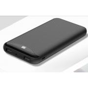 Портативное зарядное устройство Power Bank XO PB83 13000 mAh 2USB с дисплеем (Черное)