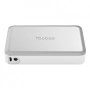Портативное зарядное устройство Power Bank Yoobao YB-659 13000 mAh (Серебряное)
