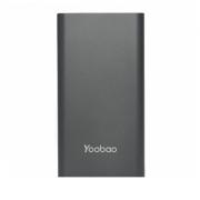 Портативное зарядное устройство Yoobao Fashion Slim Air A1 10000 mAh (Графитовый)