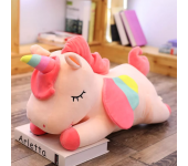 Мягкая игрушка Единорог 60 см (Розовая)