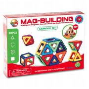 Конструктор Магнитный «Mag-Building» 20 деталей