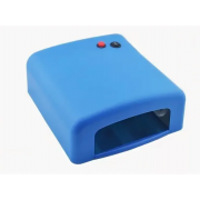 Ультрафиолетовая лампа для сушки ногтей Zh-818 (Синяя)