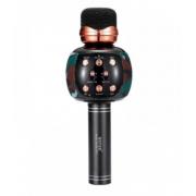 Беспроводной микрофон для караоке с динамиком Wster WS-2911 (Хаки)