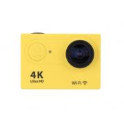 Камера H9 Sport DV водостойкая (Желтая)