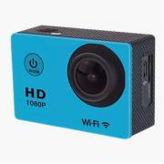 Камера H9 Sport DV водостойкая (Синяя)