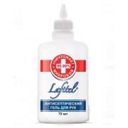 Гель для рук Лафитель Lafitel антисептический 70 мл