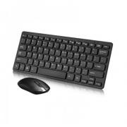 Комплект Bluetooth клавиатура и мышь K03 mini (Черный)