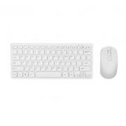 Комплект Bluetooth клавиатура и мышь K03 mini (Белый)