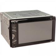 Автомагнитола Двухдиновая KSD-6529B Bluetooth (Черная)