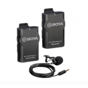 Беспроводная цифровая система Boya BY-WM4 Mark II 2.4 ГГц (Черная)