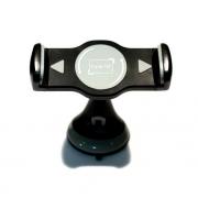 Универсальный автомобильный держатель на присоске Eplutus PU-101 (Черный)
