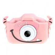 Детский фотоаппарат Fun camera kitty (Розовый)