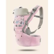Эргорюкзак хипсит Aiebao (Розовый)