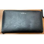 Мужское портмоне-клатч Baellerry (Черный)