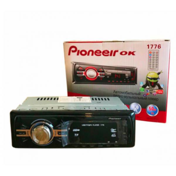 Автомагнитола Pioneeir Ok LED-1776 (Черный)