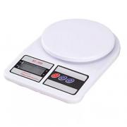 Электронные кухонные весы Electronic Kitchen Scale SF-400 (Белые)