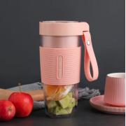 Кружка-блендер Portable Juice Cup (Розовая)