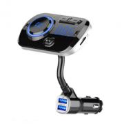 Автомобильный Bluetooth-передатчик BC49AQ (Черный)