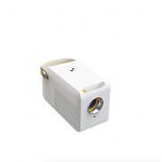 Домашний портативный проектор HD 1080P (Белый)