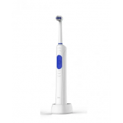 Электрическая зубная щетка SC208 с зарядной док-станцией (Белая)