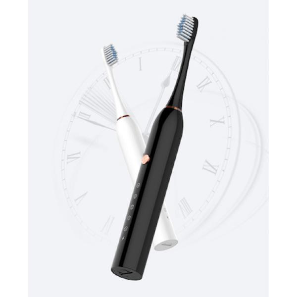 Электрическая звуковая зубная щётка SC502 (Черная)