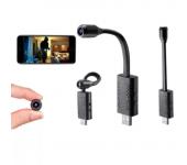 Ip-камера видеонаблюдения с Wifi U11 Mini Camera (Черный)