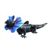 Набор для опытов Робот-ящерица (Черно-синяя)