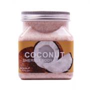 Скраб для тела и лица Pretty Cowry Сoconut с кокосом 350мл