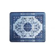 Коврик для мыши H8 Персидский ковер 04 25*29см (Синий)