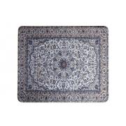 Коврик для мыши H8 Персидский ковер 07 25*29см (Бежево-синий)
