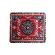 Коврик для мыши H8 Персидский ковер 01 25*29см (Красный)