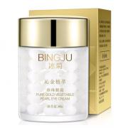Крем для кожи вокруг глаз BINGJU Pure Gold Pearl, 60г