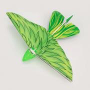 Летающая птичка с пультом дистанционного управления (Зеленая)