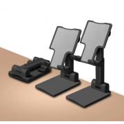 Подставка под телефон и планшет (Черная)