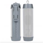 Портативная колонка Wireless + селфи палка + Powerbank 3 в 1 (Белая)