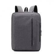 Рюкзак трансформер сумка для ноутбука Coolbell 15,6 дюймов CB-5501 (Серый)