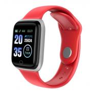 Спортивные смарт-часы M6 (Красные)