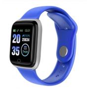 Спортивные смарт-часы M6 (Синие)