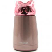 Термос Hello Dream Модный кот 300 мл (Розовый)