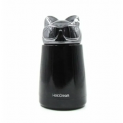 Термос Hello Dream Модный кот 300 мл (Черный)