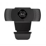 Веб-камера Q10 с микрофоном (Черная)