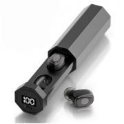 Bluetooth наушники TWS-201 (Черные)