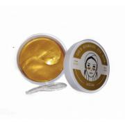 Гидрогелевые патчи для глаз с наночастичками золота Vaseina Gold Hydrogel Eye Mask 60 шт