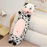 Мягкая игрушка Молочная Корова 55 см (Черно-белая)