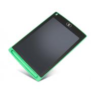 Планшет для рисования с цифровым ЖК-дисплеем 8,5 дюймов (Зеленый)