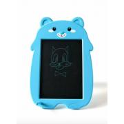 Планшет для рисования графический Голубой Мишка (Голубой)